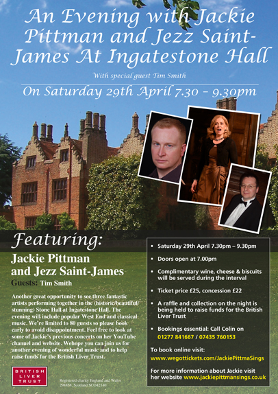 Ingatestone Hall Poster 2016